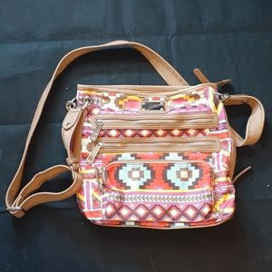 Free with purchase- Tyler Rodan multicolor bag